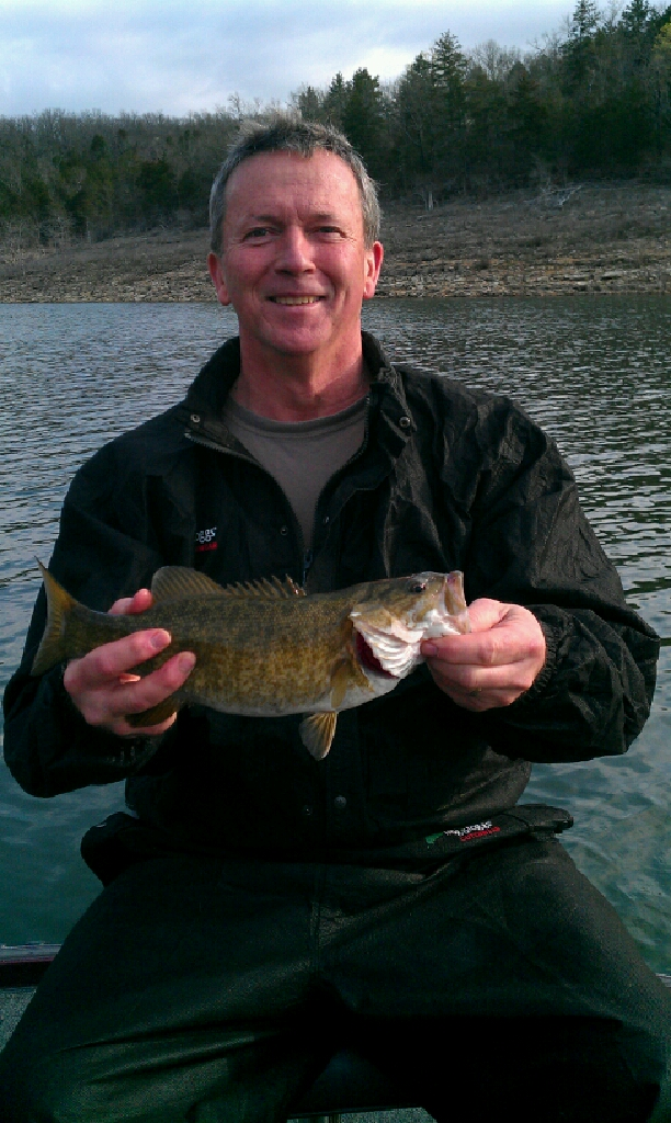 Our fish tales fishing guide table rock lake for Table rock lake fishing